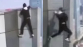 DISTURBING: Stuntman FALLS 62 Stories to His Death - Video