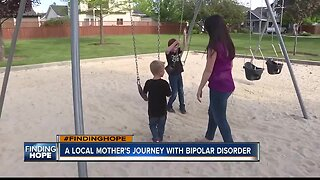 Mom shares experience with bipolar disorder