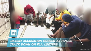 Racism Accusation Hurled As Police Crack Down On Fla. Looters