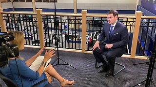 RAW INTERVIEW: Sen. Rubio talks about coronavirus prevention