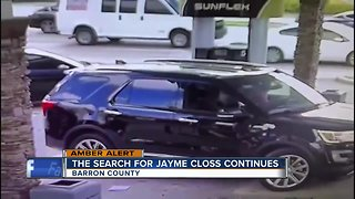 Search continues for Jayme Closs - Video