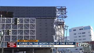 Rebuilding North Las Vegas Strip no easy task - Video