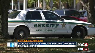 School officer funding cut causes friction between city and county - Video