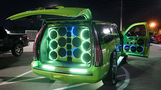 LED Chevy Is Light Show On Wheels | RIDICULOUS RIDES