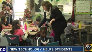 New technology to help deaf students - Video