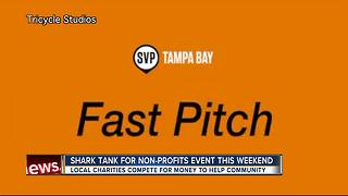 Tampa Bay Area non-profits to compete in Shark Tank-style event - Video