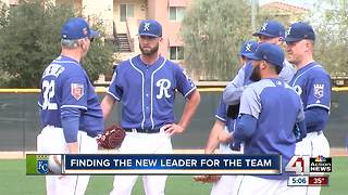 Royals look for new leader amid line-up changes - Video