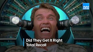 Did They Get It Right - Total Recall