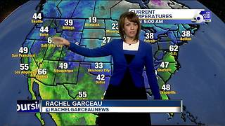 Temperatures take a tumble across SW Idaho for the start of the work week