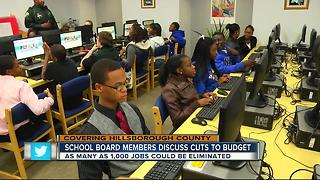 Superintendent and Speaker of the House spar over school budget cuts - Video