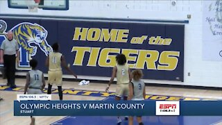 Martin County captures district crown
