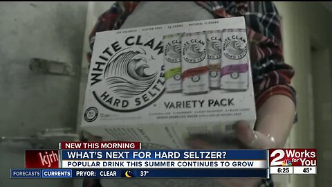 What's next for hard seltzer?