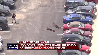 Lockdown lifted at Perry Early Learning Center in Ypsilanti after reported shooting nearby