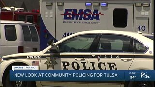 New look at community policing for Tulsa