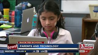 BTS: Technology and parents - Video