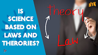 What is A Difference between Scientific Law and Theory *