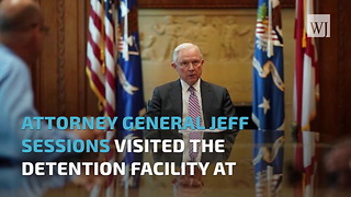 Sessions, Coats Tour Gitmo Detention Facility - Video