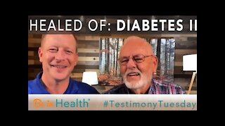 Healed of Diabetes II - Interview with Dale #TestimonyTuesday