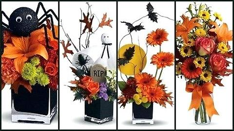 11 Amazing Halloween BOOquets Ideas