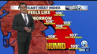 South Florida weather 7/28/17