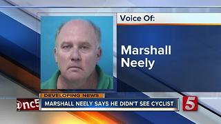 Natchez Trace Driver Responds To Video Of Cyclist Being Hit - Video