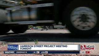Public meeting on major road work in Millard - Video