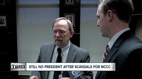 NCCC hosting public forums for new president candidates