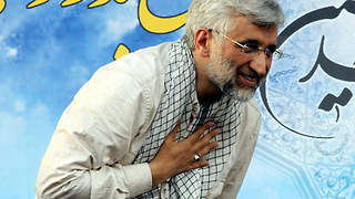 Iran's Green Movement Years Later - Jalili