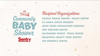 Special edition: TMJ4 Community Baby Shower