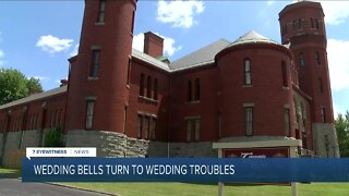 Wedding bells turn to wedding troubles during COVID-19