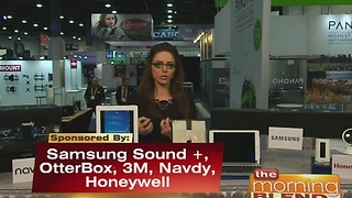 5 Of The Newest Gadgets at CES 1/5/17 - Video