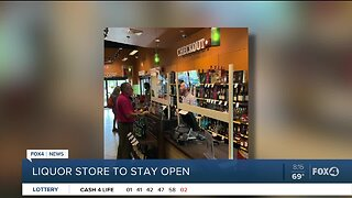 ABC liquor store will remain open through shelter in place order
