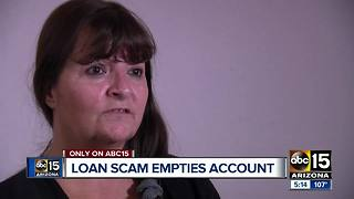 Scammers use bank accounts, gift cards in fake loan scheme