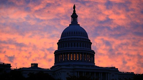 Congress Fails To Keep The Government From Shutting Down