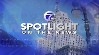 Spotlight for 7-01-2018 - Video