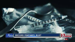 NSP makes largest fentanyl bust in state history - Video
