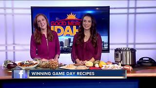 Winning game day recipes with Albertsons dietitian - Video