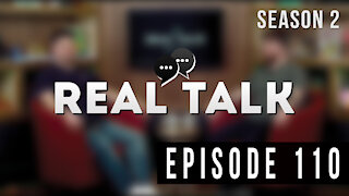"""Real Talk Web Series Episode 110: """"A Voice Like This From A Man Like Me"""""""