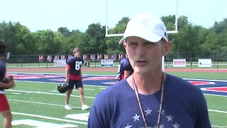 Interview with Metro Christian Football Coach