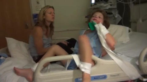 They Thought Their Daughters Had Strep Throat. But It Was Something Much Worse.