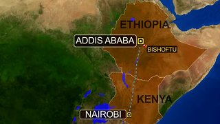 157 People Killed In Ethiopian Airlines Crash
