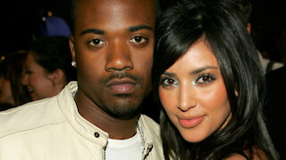Ray J Launches OnlyFans Account With Kim Kardashian Look-alike!