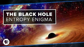 The Black Hole Entropy Enigma