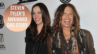 Steven Tyler once hit on his daughter Liv's best friend - Video