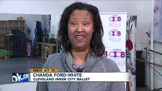 Cleveland Inner City Ballet gives children new experiences, gets ready for The Nutcracker - Video