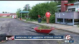 Fort Harrison Veterans Center gets major upgrades - Video