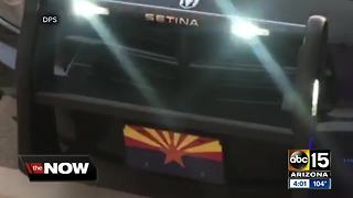 Mesa man arrested for impersonating a police officer - Video