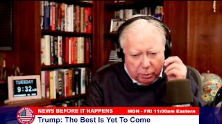 Dr Corsi NEWS 11-24-20: Trump - The Best Is Yet To Come