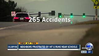 Highlands Ranch hit-and-run report concerns neighbors - Video