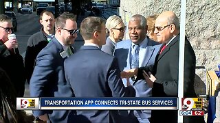 Transportation app connects Tri-State bus services